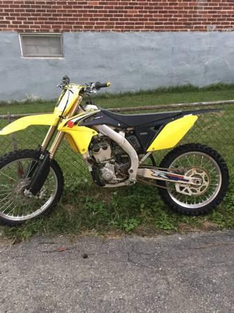 2016 Suzuki RM250