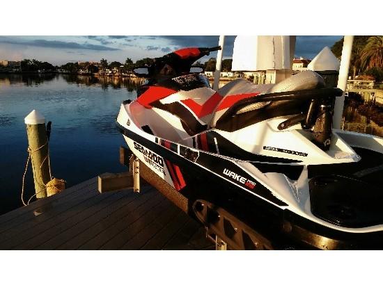 2013 Sea Doo Wake Pro 215