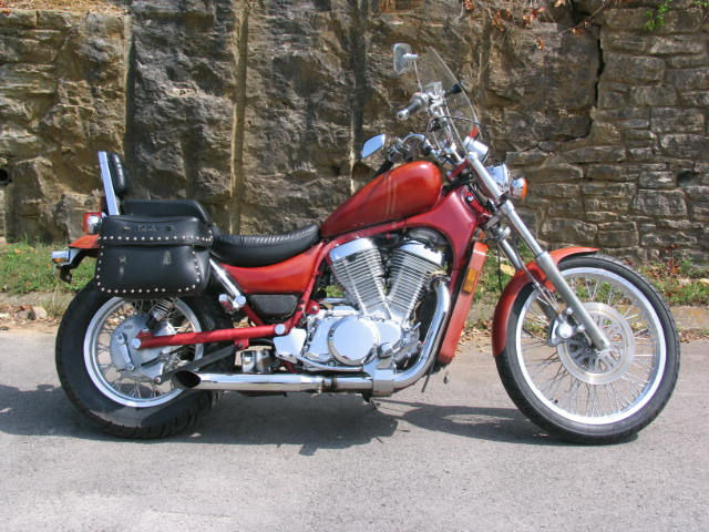 900 Intruder Motorcycles for sale