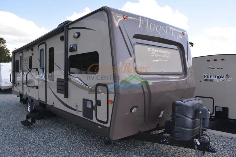 2013 Flagstaff 831FKBSS