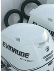 2007 EVINRUDE Full line up - 40HP & up
