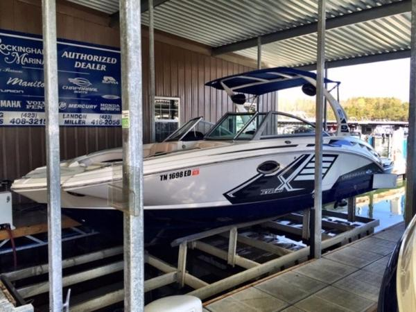 2016 Chaparral 244 Sunesta XTreme Surf Package Forward Facing Drive