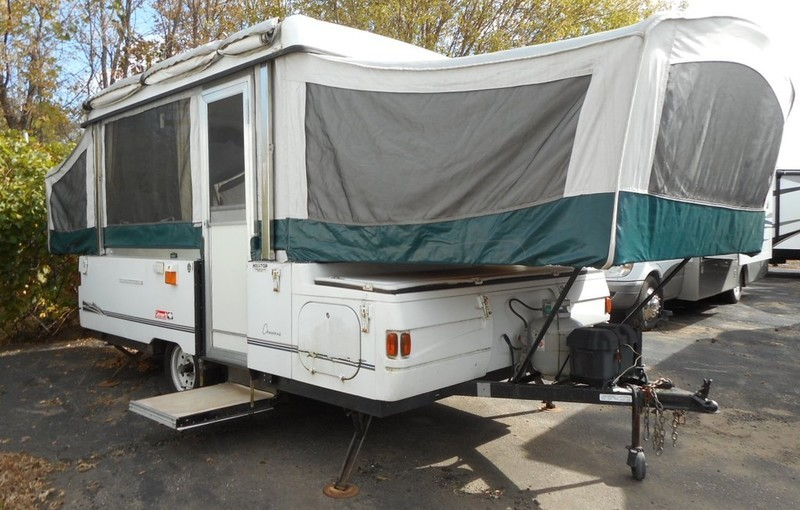 Coleman Cheyenne Pop Up Camper Rvs For Sale