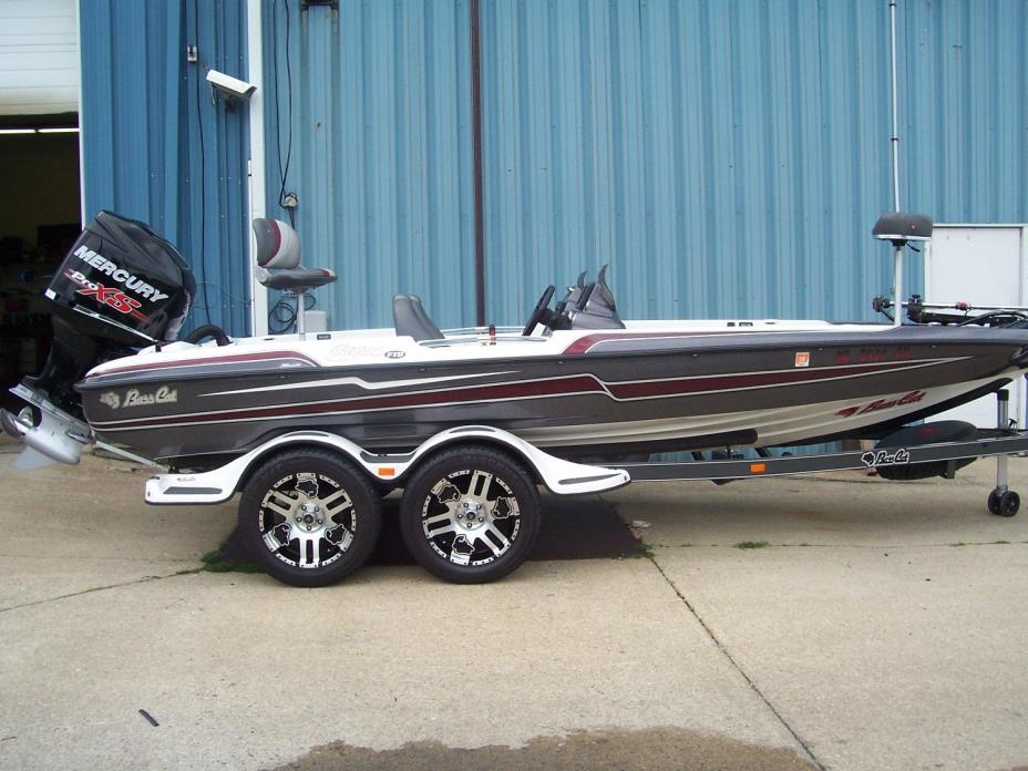2014 Bass Cat Boats COUGER FTD