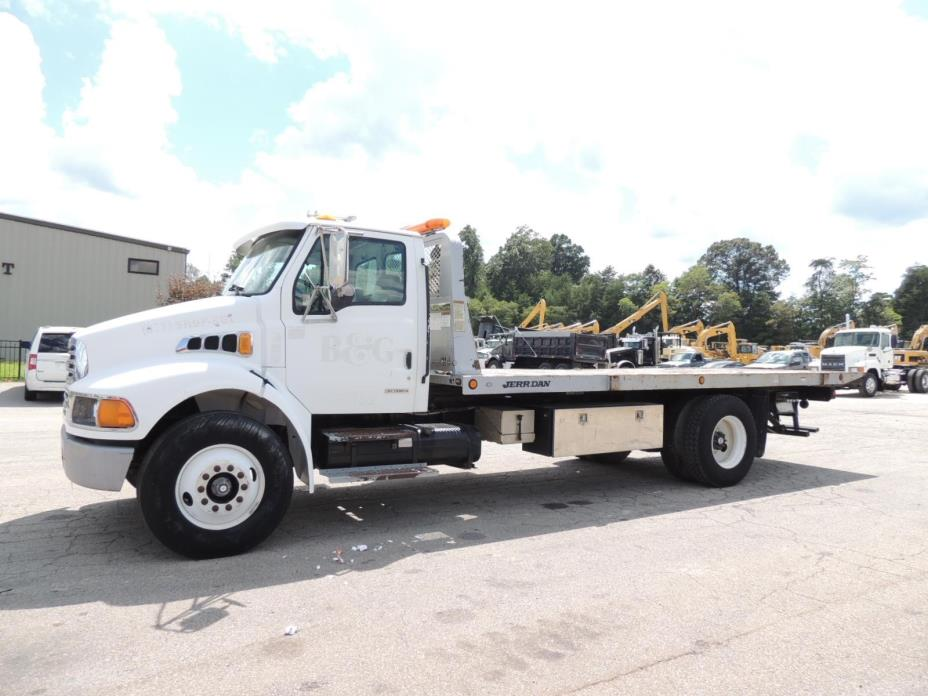2001 Sterling Acterra  Rollback Tow Truck