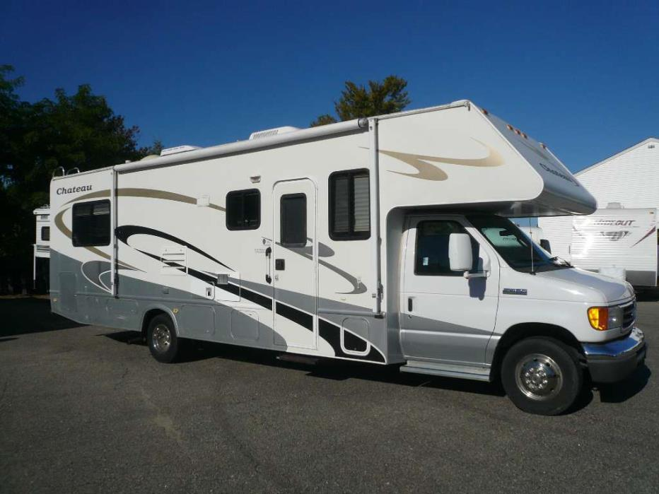2006 Thor Motor Coach Four Winds Intl. Chateau 31P
