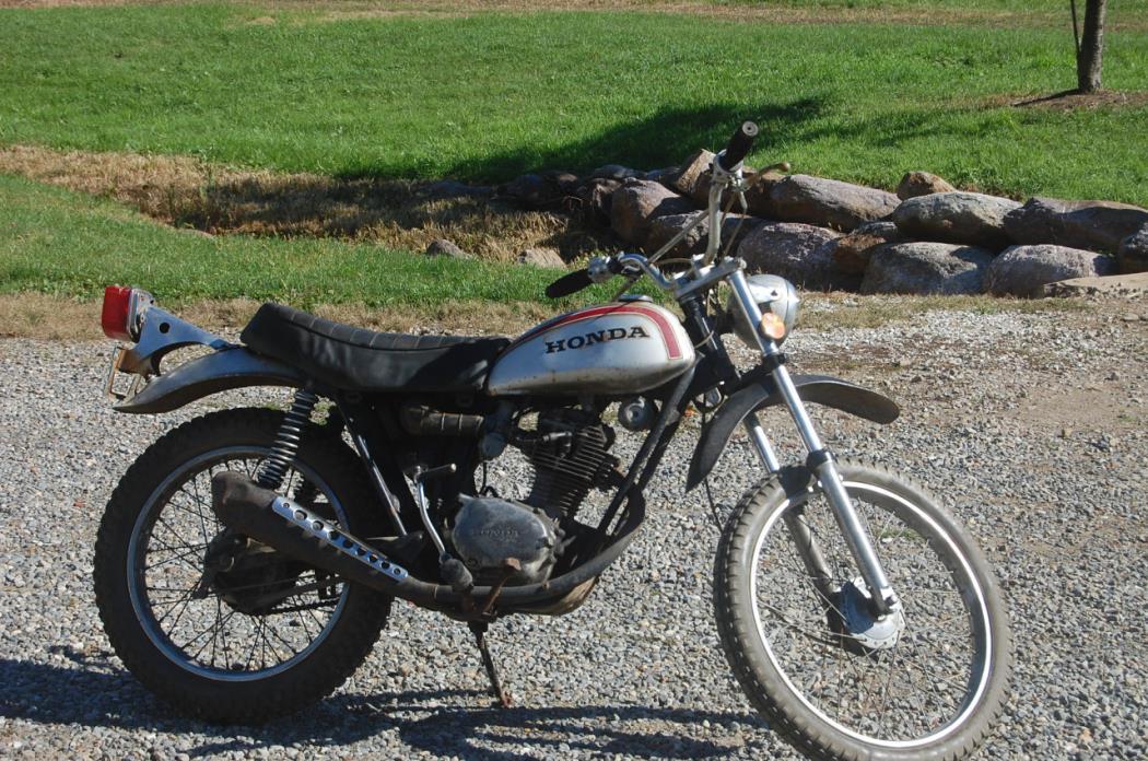1971 honda sl 100 motorcycles for sale for Hondas for sale