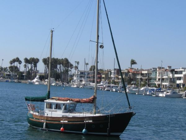 1976 Fisher Pilothouse Ketch