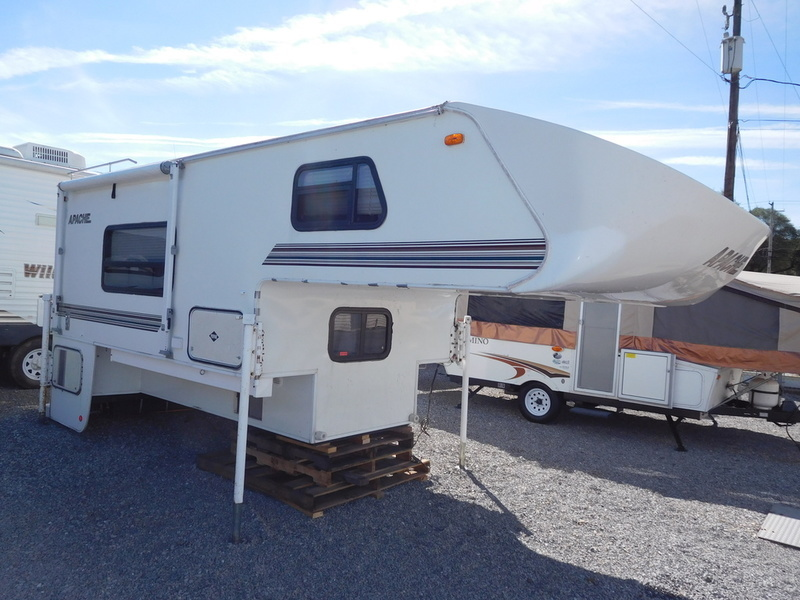 Apache rvs for sale