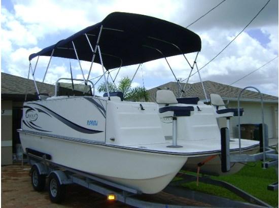 2017 Beachcat Boats Inc