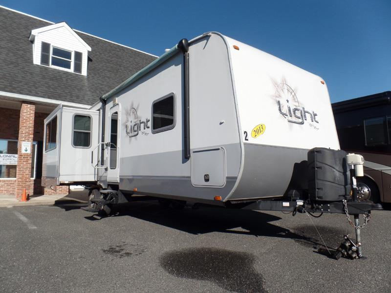 2013 Open Range Light LT274RLS