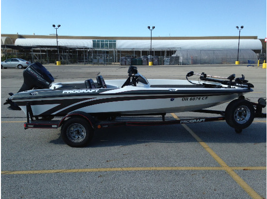 pro craft 16 bass boats for sale
