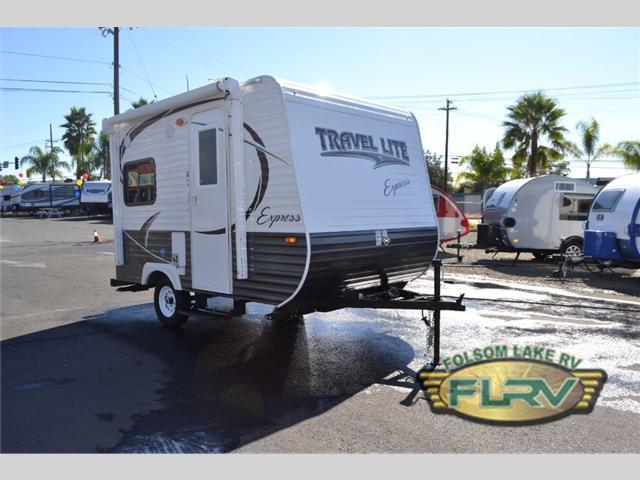 Travel Lite Express E14 Rvs For Sale