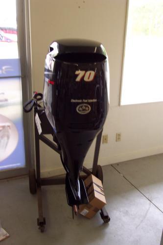 2011 SUZUKI DF70ATL