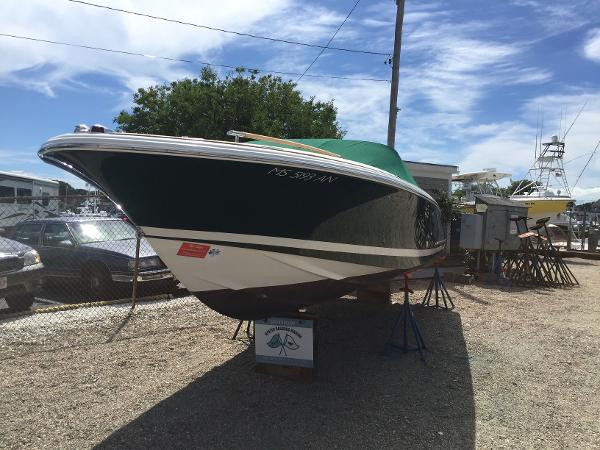 2003 Chris Craft Corsair 25