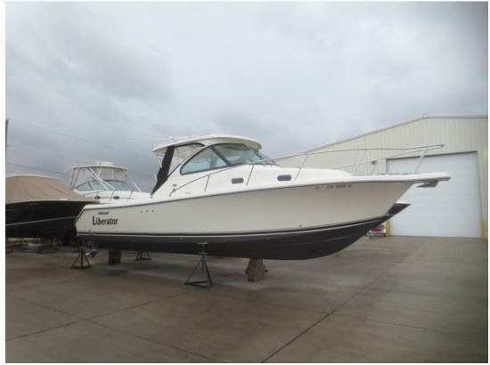 2008 Pursuit 315 Offshore
