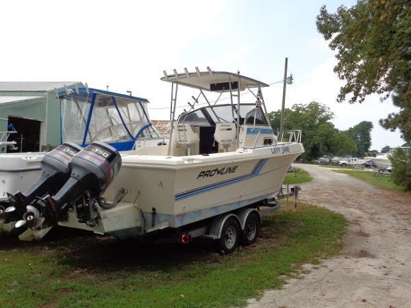 Pro Line 251 Pro Line Boats For Sale