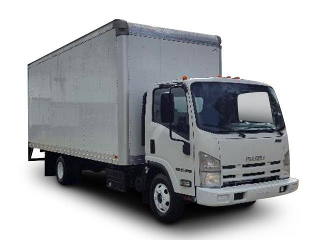 2015 Isuzu Npr-Hd  Box Truck - Straight Truck