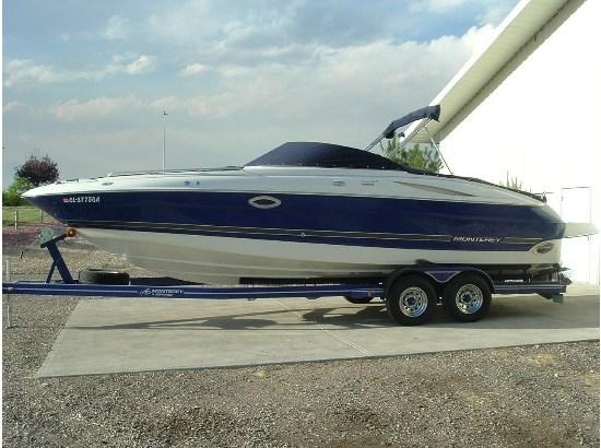 2005 Monterey 268SS (Super Sport)
