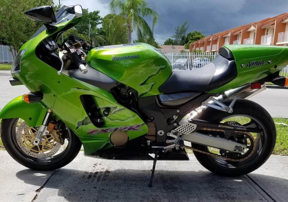 Kawasaki Zx12r Motorcycles For Sale In Florida