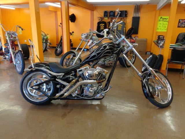 2004 Big Dog Motorcycles CHOPPER SOFTAIL