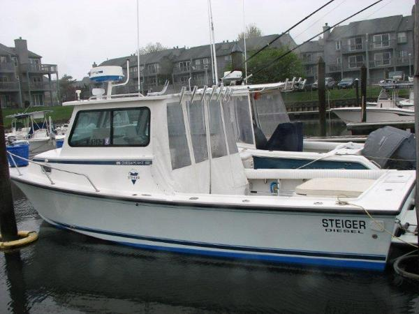 2004 STEIGER CRAFT 26 Chesapeake