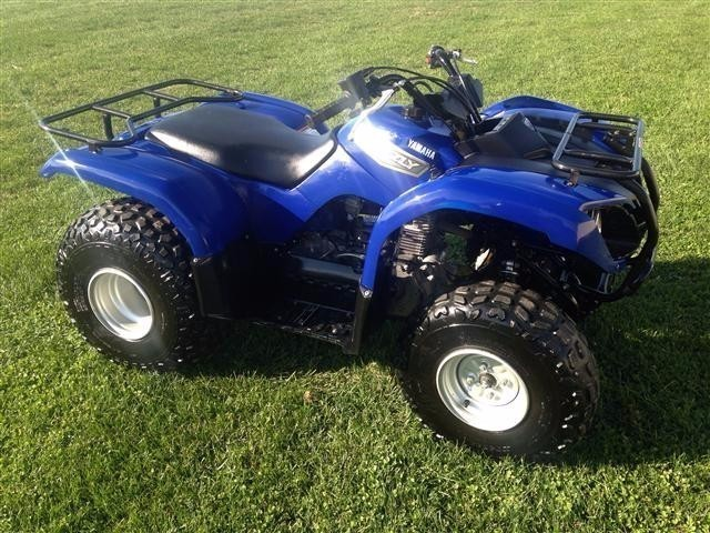 Yamaha grizzly 125 motorcycles for sale for Yamaha raptor 125 for sale