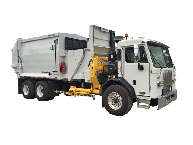 2016 Wayne Curbtender  Garbage Truck