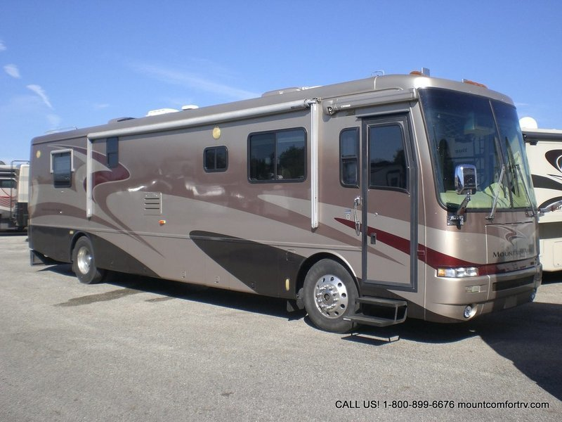 2003 Newmar Mountain Aire 4095