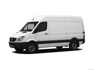 2012 Mercedes-Benz Sprinter High Roof Cargo Van