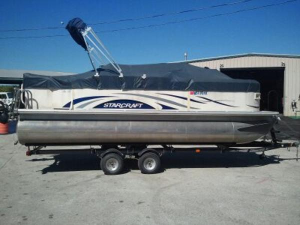 2007 Starcraft ULTRA-ELITE 206CR-RE