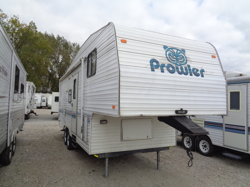 Fleetwood Prowler 28 Rvs For Sale