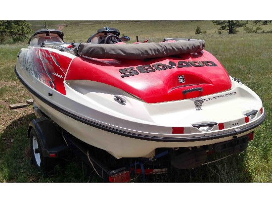 1998 seadoo gti top speed