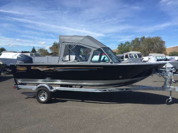 2016 River Hawk 180 Sea Hawk Sport