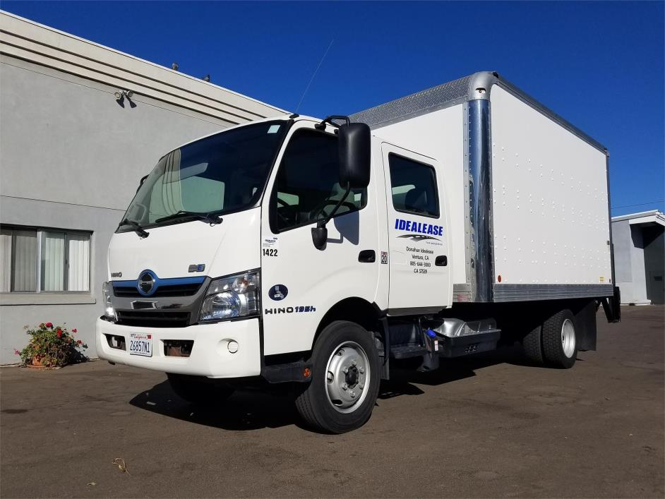 Hino 195 Cars For Sale In California