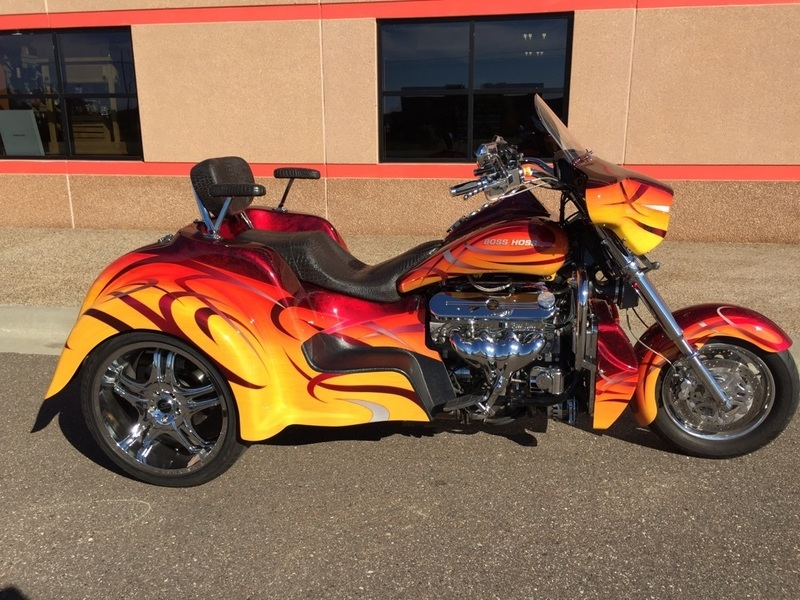 Boss Hog Motorcycle Trikes : Boss hoss trike motorcycles for sale in minnesota