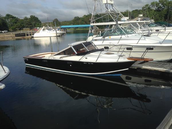 1981 Blackfin 25 Combi
