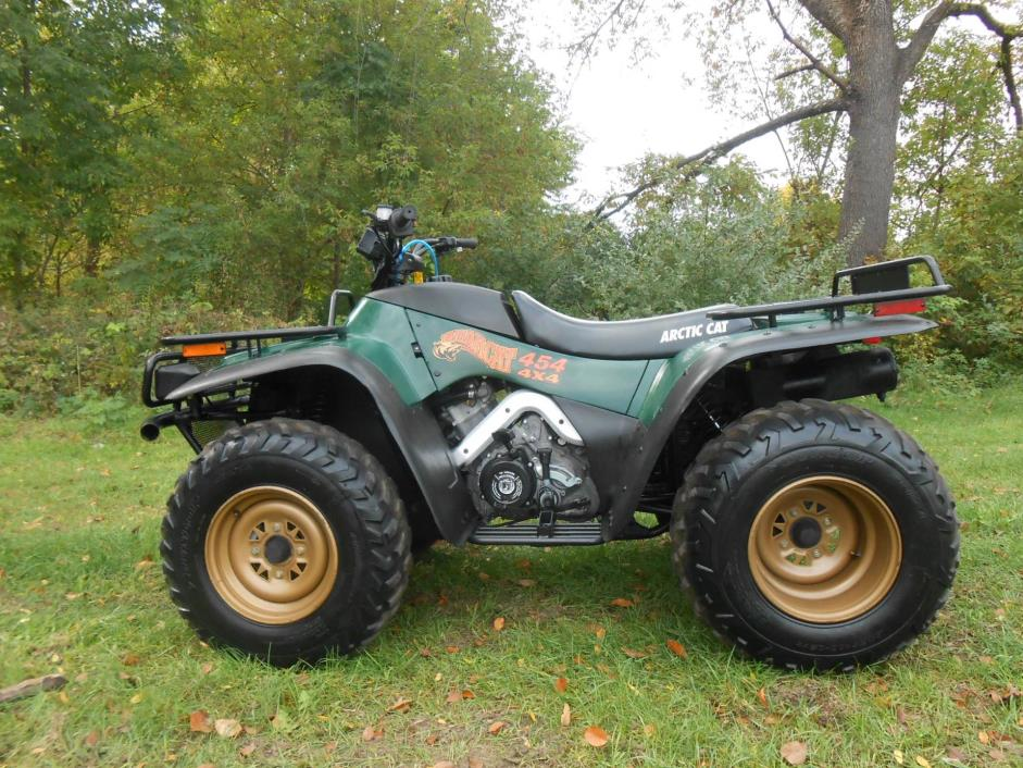 Arctic Cat 454 4x4 Motorcycles For Sale