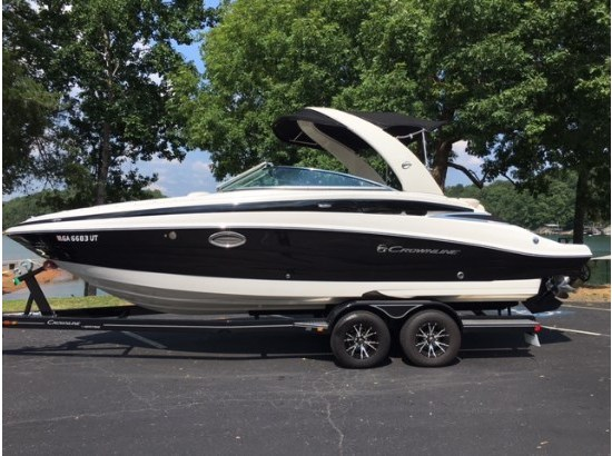 2013 Crownline 255SS