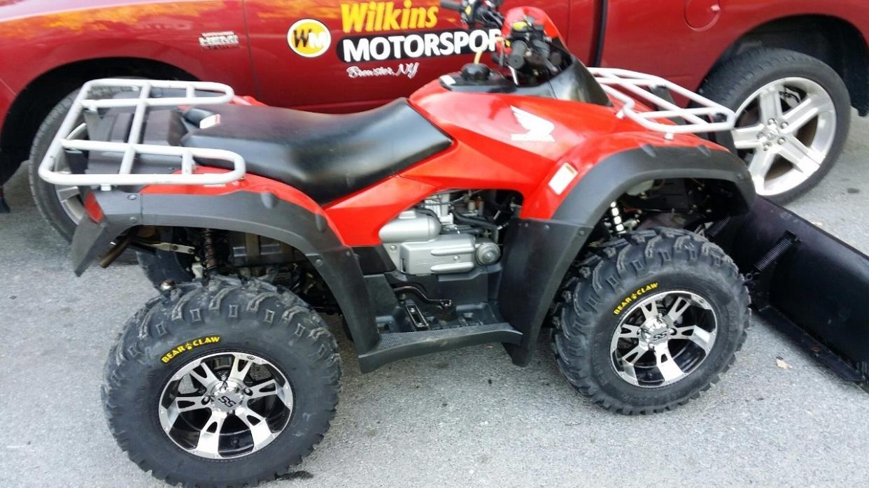 honda fourtrax rincon 680 motorcycles for sale. Black Bedroom Furniture Sets. Home Design Ideas