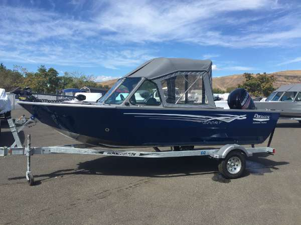 2016 River Hawk 170 Sea Hawk