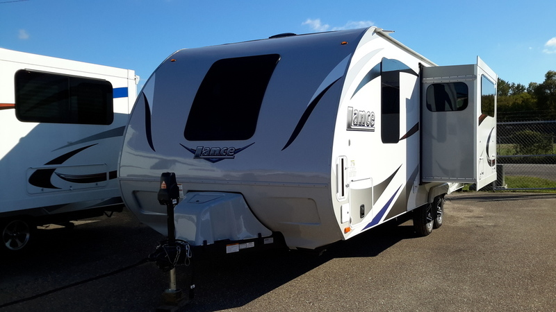 2017 Lance Travel Trailers 2155