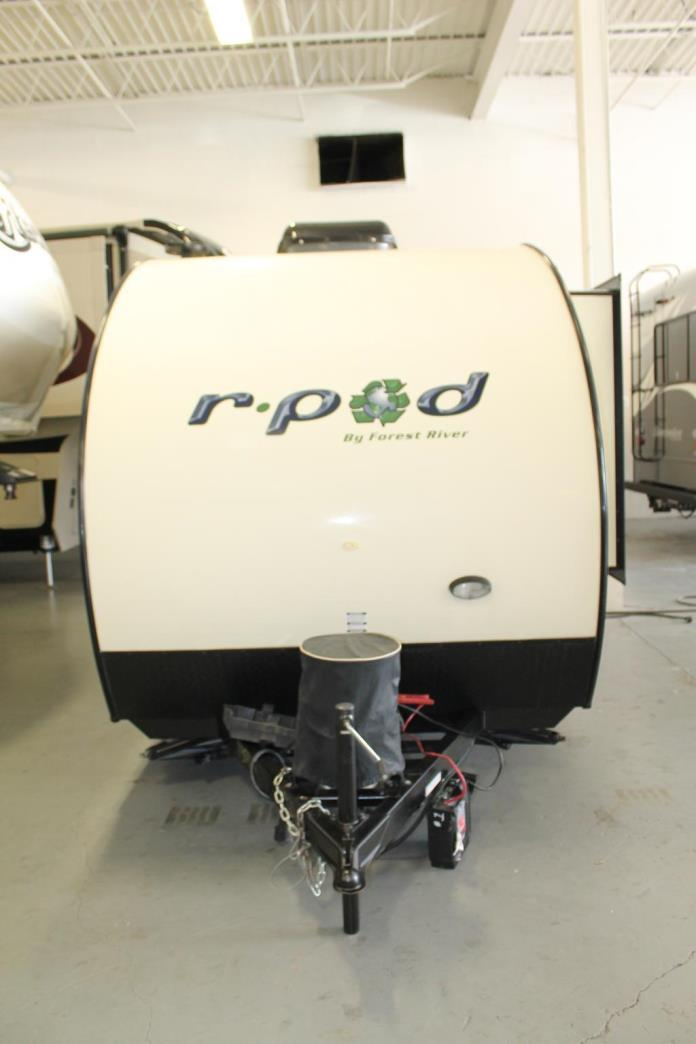 Forest River R Pod 176t Rvs For Sale