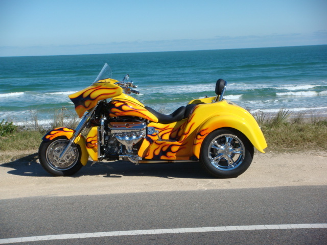 Boss Hoss Trike Motorcycles For Sale