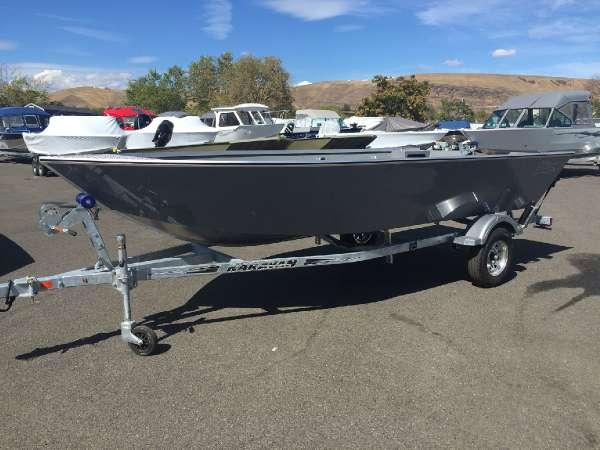 2016 River Hawk 16 Pro V