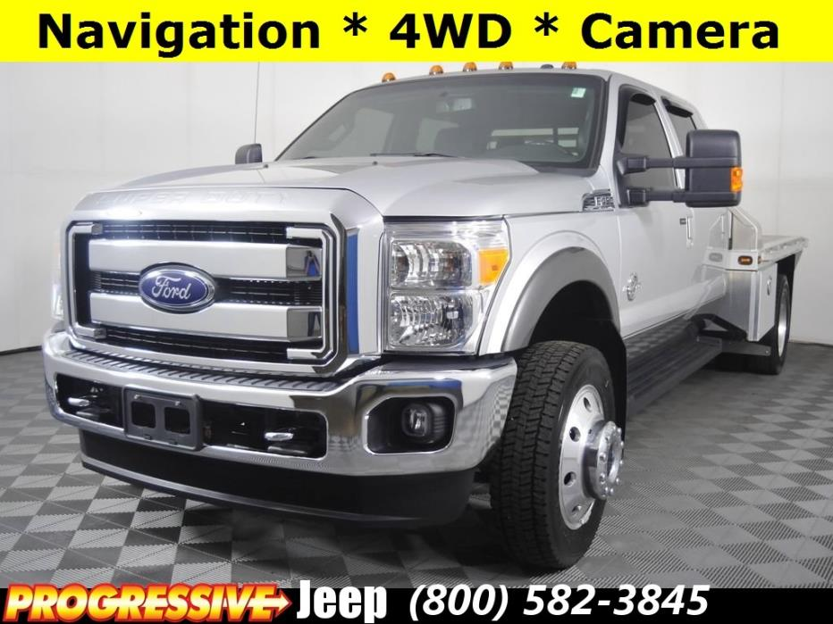2014 Ford F-450 Chassis  Cab Chassis