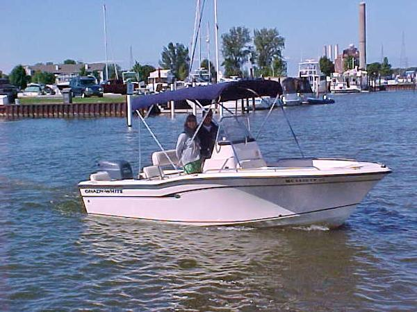 2003 Grady-White 180 Sportsman CC