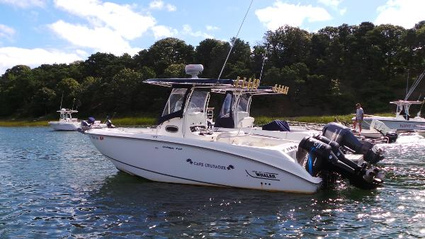 2003 Boston Whaler 24 Outrage