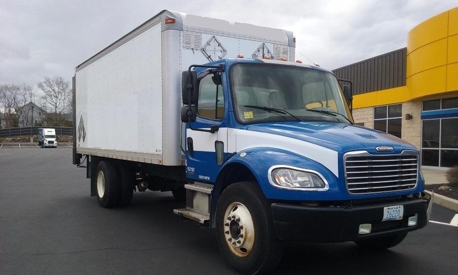 2009 Freightliner Business Class M2 106  Box Truck - Straight Truck
