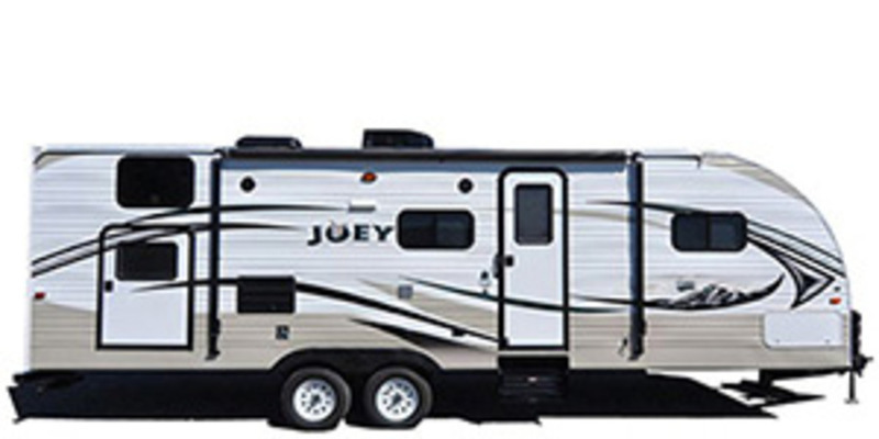 2013 Skyline Layton Aljo Joey Select Travel Trailers